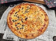 פיצה טבעונית אישית פיצה אדיס גבעת אבני