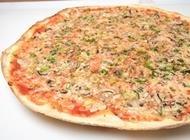 פיצה פטריות מוצרלה XL פיצה עגבניה דרך חברון בית הנציב