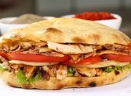 ארוחת שווארמה בפיתה מיט מיט רמת גן