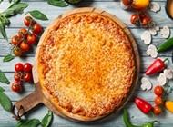 פיצה משפחתית L רגילה פיצה פושקה ירושלים קרית יובל