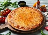 פיצה משפחתית L + פיצה משפחתית L פיצה פושקה ירושלים קרית יובל