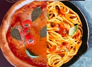 פיצה משפחתית + פסטה לבחירה + בקבוק שתייה 1.5 ליטר מיא איטליה פתח תקווה