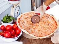 2 מגשים משפחתיים L רגילים פיצה עגבניה חיפה
