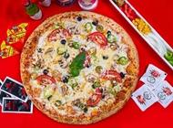 מגש פיצה ענקית XL + בקבוק שתייה גדולה פיצה פצץ שוהם