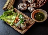Fresh Spring Roll Bangkok Kitchen