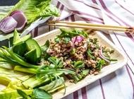 Lap Gai Salad Bangkok Kitchen