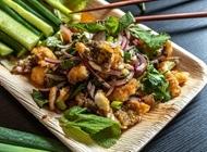 Lap Tot Salad Bangkok Kitchen