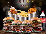ארוחה משפחתית מסעדת BSR רעננה