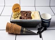 גלידה 1/2 קילו גולדה אשקלון