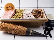 גלידה 1 קילו גולדה אשקלון
