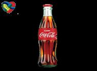 בקבוק זכוכית קוקה קולה גולדה נהריה
