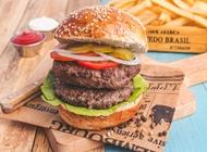 המבורגר 540 גרם השניצליה קצרין