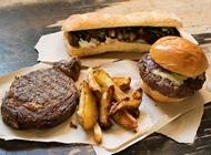 ארוחה זוגית מסעדת הבשר NG נווה צדק תל אביב