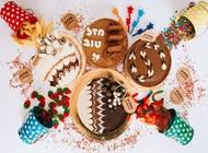 עוגת גלידה גולדה קייזר מודיעין
