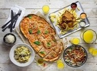 ארוחה משפחתית קפית ירושלים המושבה