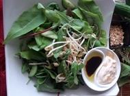 סלט ירוק המטבח של מיי ראשון לציון