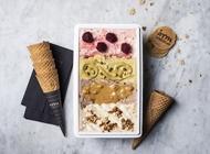 """גלידה במשקל 1 ק""""ג גולדה עזריאלי ת""""א"""