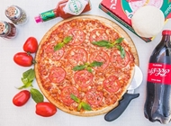 פיצה משפחתית פיצה במושבה פתח תקווה