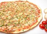 מרגריטה ירוקה XL פיצה עגבניה חולון