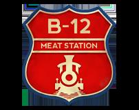 B12 תל אביב